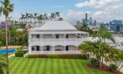 Historic Cintra House at Bowen Hills sells for close to $7.5 million