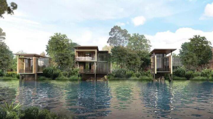 Ridong Group's $160m Garden Resort in Limbo (2)