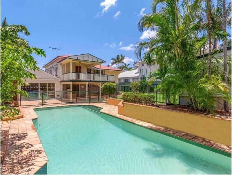 Six houses sell for more than $1 million in bumper Brisbane auction weekend (4)