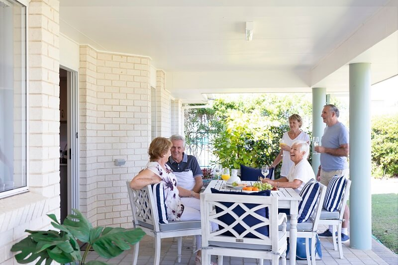 Why retirees are flocking to this sunny seaside town 4