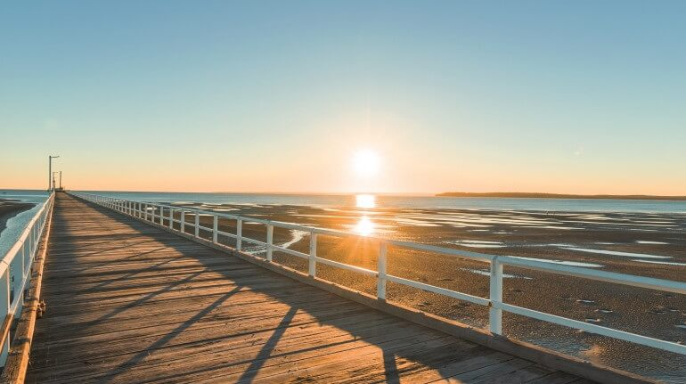 Why retirees are flocking to this sunny seaside town