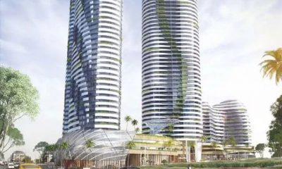 Developer Aland Wins Approval for Four Towers in Southport (1)
