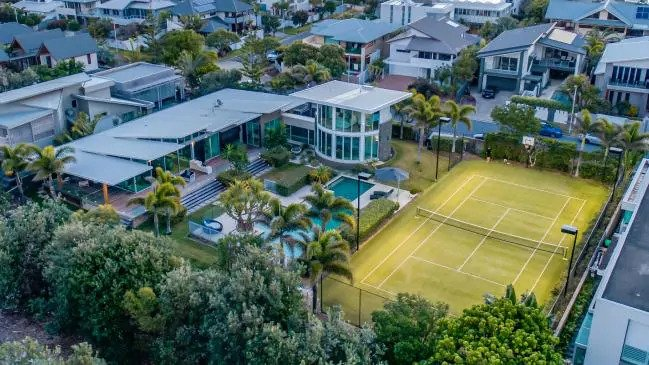 Tennis champ Ash Barty is building her dream home (2)