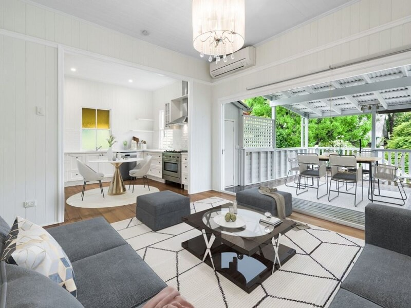 This is the type of Brisbane house most likely to sell at auction (4)