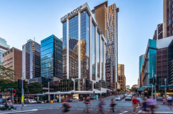 Tower in Brisbane's Golden Triangle sells for $53.5m