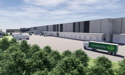 Woolworths Plans $184m Distribution Centre in Brisbane