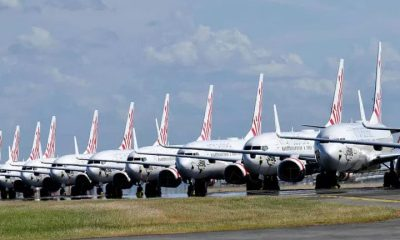 Virgin, Australia's First Major Corporate Casualty Seeks Investors (1)