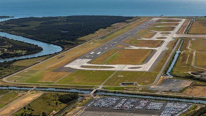 $1.1bn Runway Signals New Start for Brisbane Airport (3)