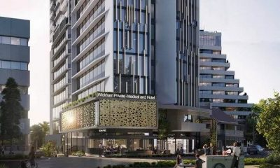 Barber Property Group Lodges Plans for Medical Facility, Hotel (1)