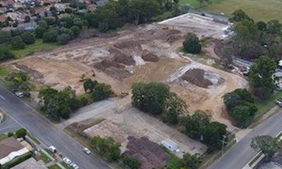Construction begins on $121 million masterplanned community in Brisbane