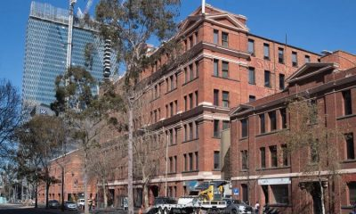 Developer trio sells off second heritage-listed building