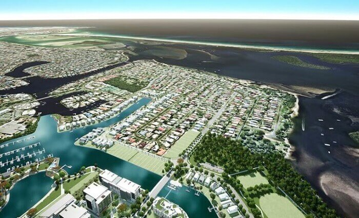 Pelican Water's The Quays release final waterfront residential sites