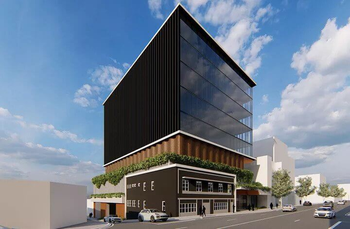 Silverstone Lodges Plans for 9-Storey Medical Facility (1)