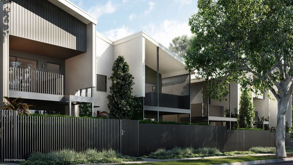 Townhouse developments snapped up quickly in desirable south-east Queensland suburbs (12)