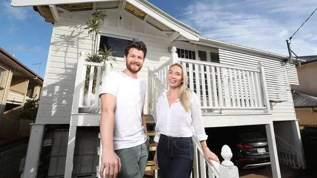 Brisbane's fixer-upper suburbs Where to buy a renovator's delight (1)