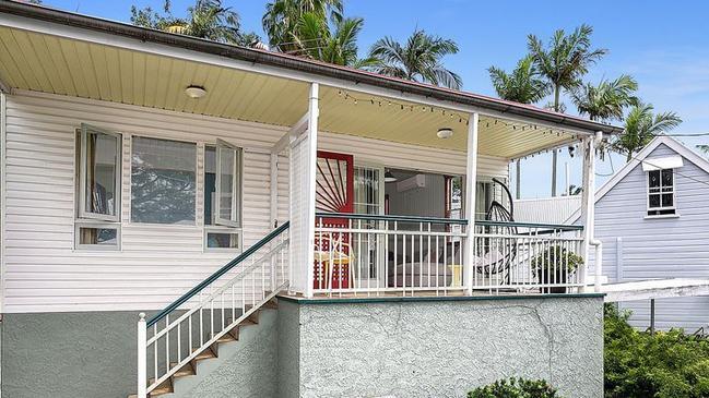 Brisbane's fixer-upper suburbs Where to buy a renovator's delight (4)