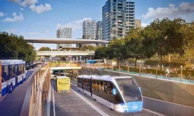 Brisbane Move Consortium Wins $1bn Metro Bid