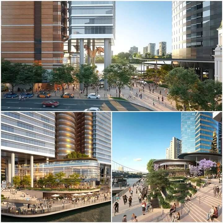 Dexus Lodges $2.1bn Eagle Street Plans (2)