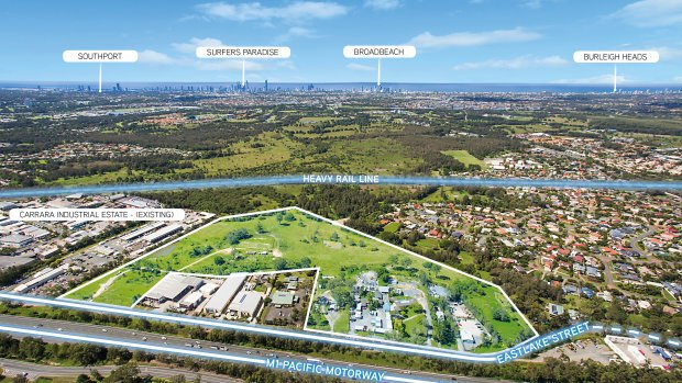 Gold Coast City Council buys $21m site for depot