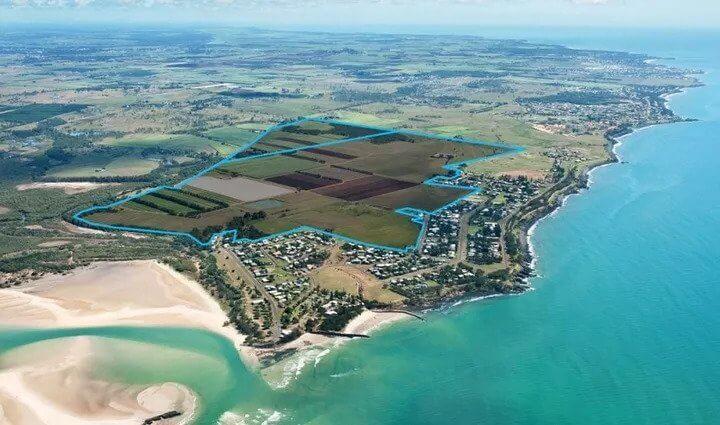 Building Begins at $2bn Bundaberg South Beach Precinct (2)