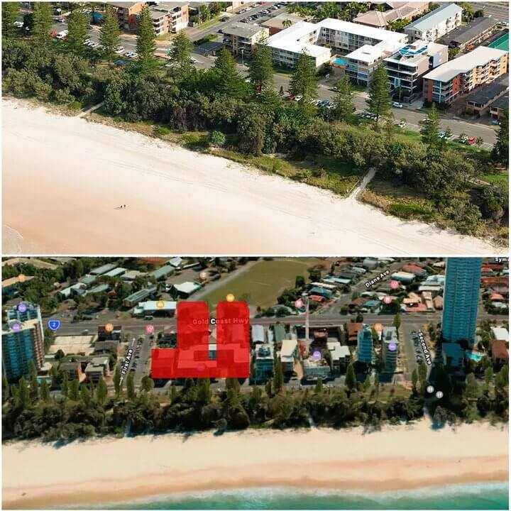 Burleigh Heads Twin 22-Storey Towers Approved (2)