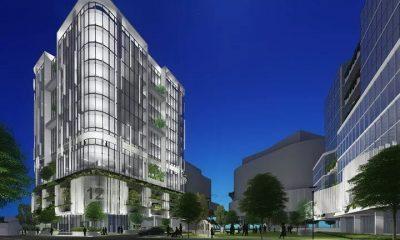 Developer Lodges Plans for Bowen Hills Medical Precinct (1)