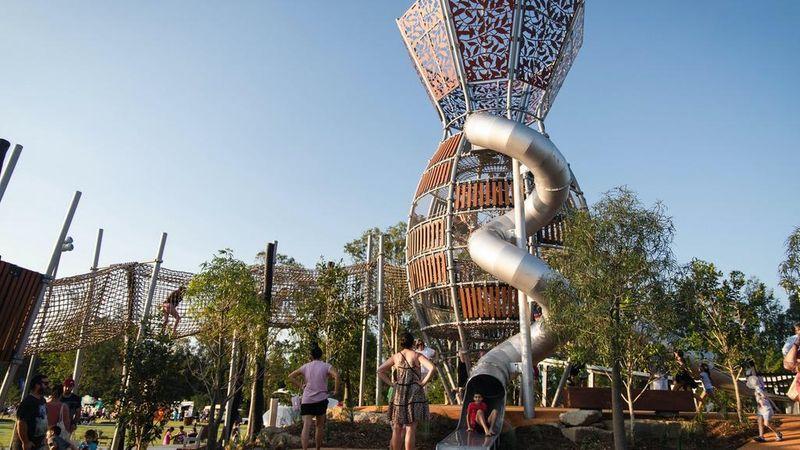 Gold Coast playground named Queensland's best park (1)