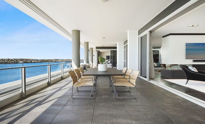 Newstead penthouse with river views sold for $7.35 million (2)