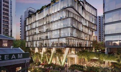 Sekisui House Lodges Plans for West End Office (1) - Copy