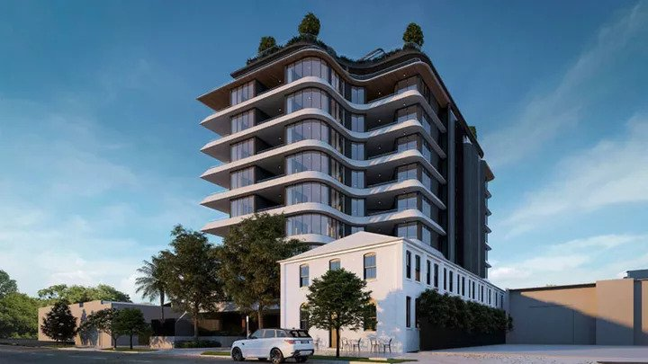 Mirvac Secures Approval for Newstead Tower (2)