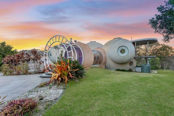 The Bubble House in Ipswich is for sale for the first time