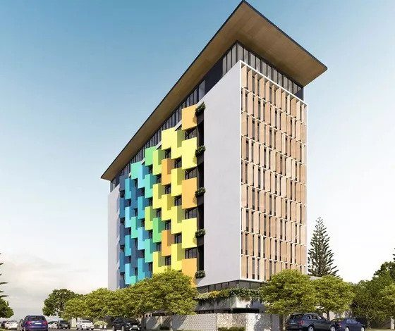 Uni Backs Gold Coast Student Housing Tower Plan (1)