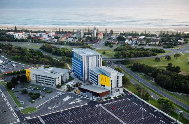Uni Backs Gold Coast Student Housing Tower Plan (2)