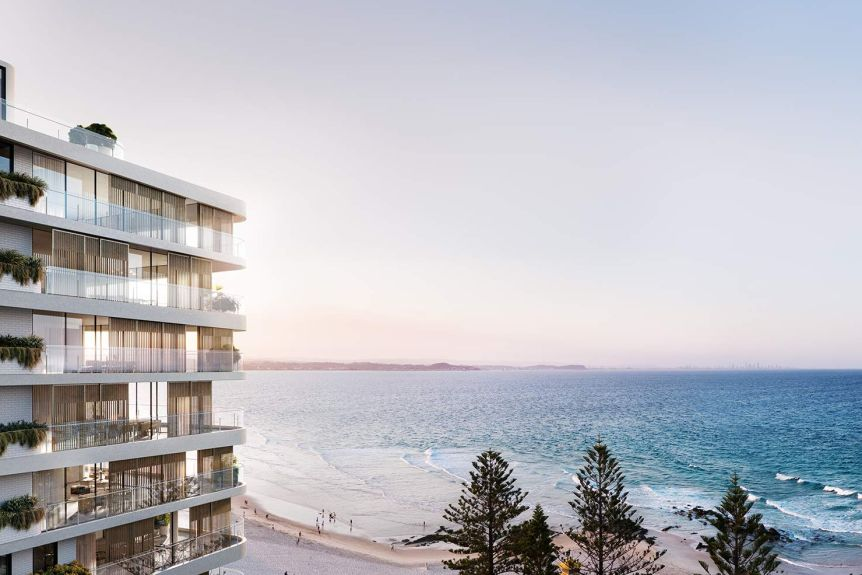 Southern Gold Coast development attracts buyers, but concerns raised over council process (4)