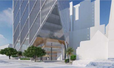 Glass tower over Brisbane CBD church back under planning cloud