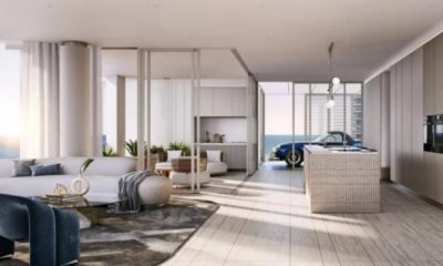 Gold Coast 'Sky Garage' Apartments Win Approval