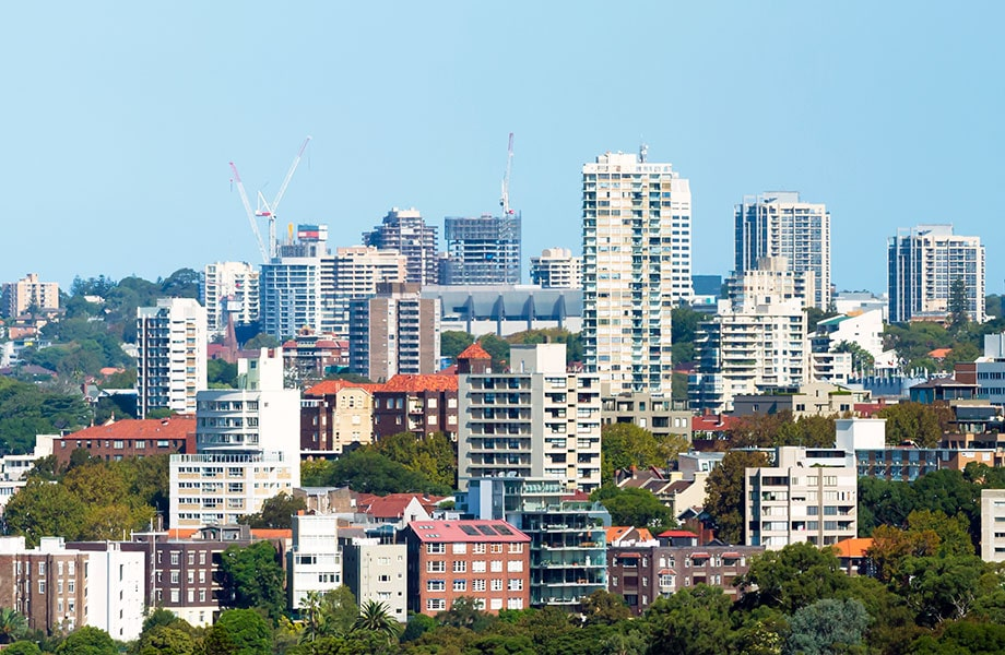 Not As Safe As Houses: Apartments Record Sharpest Falls