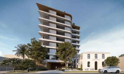 Residential development site hits the market in Brisbane's Newstead