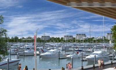 Smooth Sailing for $2.74bn Brisbane Marina Plan