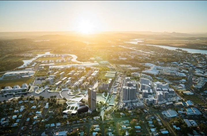 Sunshine Coast a 'Hub and Spoke' Office Go-To-min