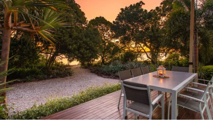Private island hits the market