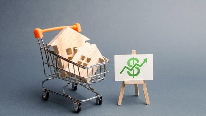 nationwide Australian property boom